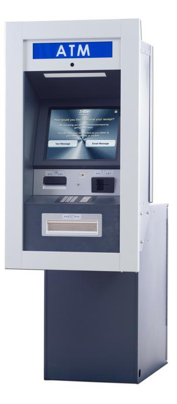 Triton Argo FT External Through Wall ATM