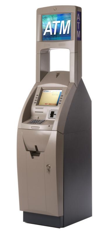 Triton ATM RL5000 Internal Lobby