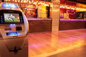 ATM Bar Pub Nightclub